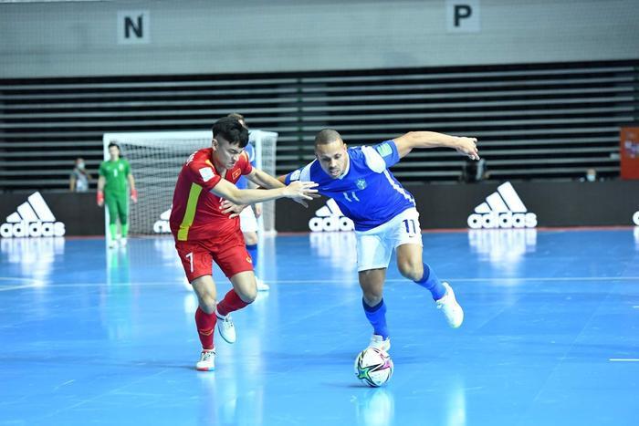 Tuyển futsal Việt Nam thua thảm 1-9, san bằng kỷ lục buồn của Thái Lan ở World Cup Ảnh 1
