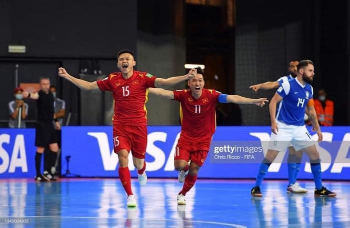 Tuyển futsal Việt Nam thua thảm 1-9, san bằng kỷ lục buồn của Thái Lan ở World Cup Ảnh 2