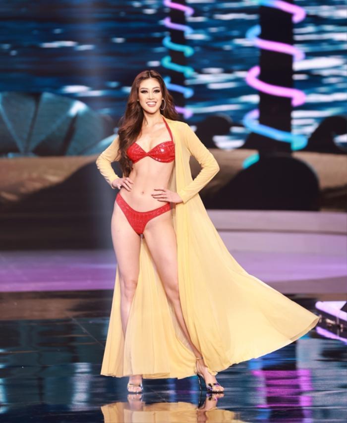 Khánh Vân khiến fan Việt tự hào khi lọt top 20 Hoa hậu của các Hoa hậu 2020 Ảnh 3