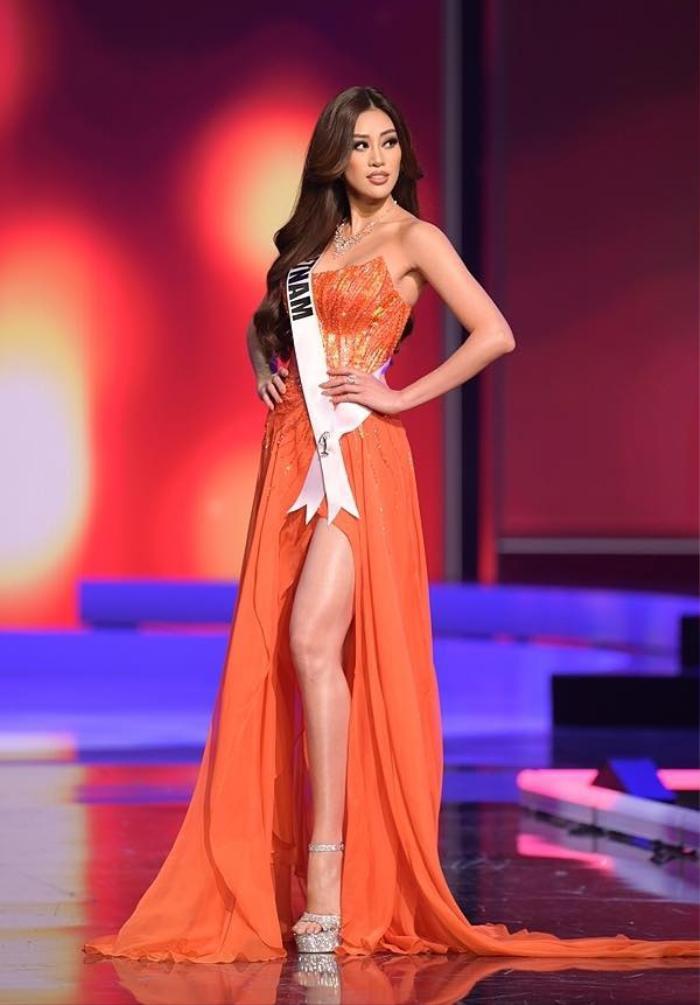 Khánh Vân khiến fan Việt tự hào khi lọt top 20 Hoa hậu của các Hoa hậu 2020 Ảnh 4