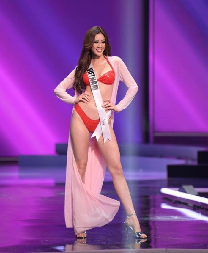 Khánh Vân khiến fan Việt tự hào khi lọt top 20 Hoa hậu của các Hoa hậu 2020 Ảnh 2