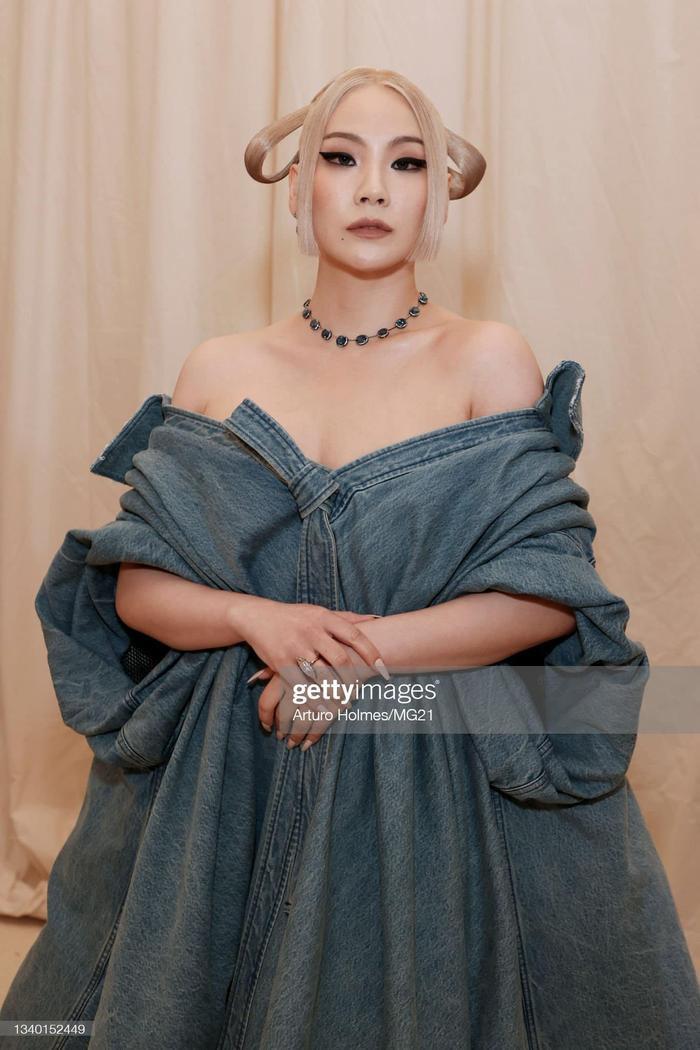 Rosé (BlackPink) bị chê 'nhạt nhòa', không bằng CL khi tham dự Met Gala 2021? Ảnh 18