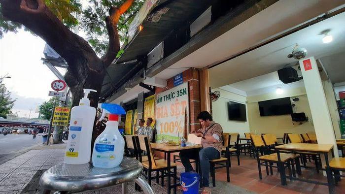 Hải Phòng cho phép nhà hàng, quán ăn uống vỉa hè hoạt động trở lại từ 15/9 Ảnh 1