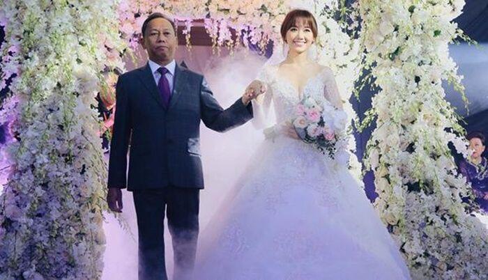 Sau ồn ào sao kê của Trấn Thành, Hari Won than vãn 'mệt mỏi', tiết lộ gia đình bên Hàn vẫn ở nhà thuê Ảnh 5