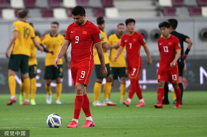 Những 'sự kiện lớn' xảy ra nếu tuyển Trung Quốc thất bại trước Việt Nam Ảnh 1