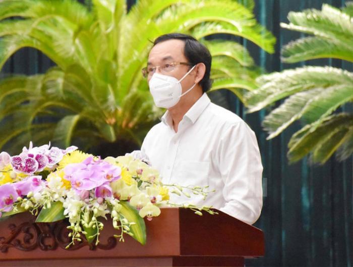 Thủ tướng đồng ý cho TP.HCM tiếp tục giãn cách xã hội thêm 2 tuần theo Chỉ thị 16 Ảnh 1