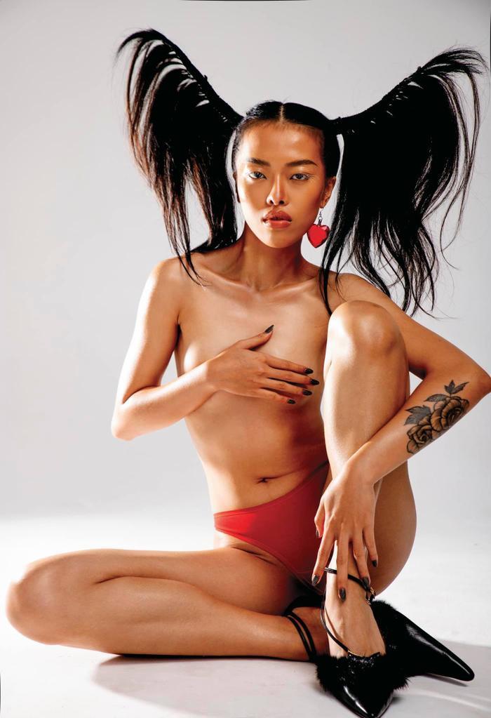 Điều ít biết về cô gái Bến Tre siêu cá tính tại cuộc thi Siêu mẫu Châu Á do Tyra Bank sáng lập