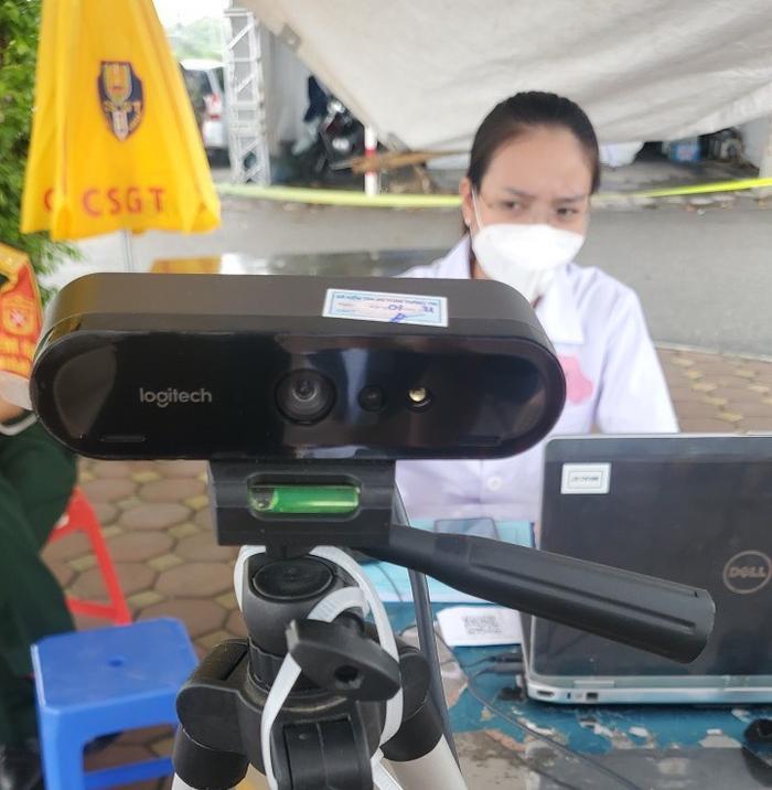 Hà Nội lắp đặt camera quét mã QR tại 67 chốt kiểm soát dịch Covid-19, tốc độ quét từ 2-5 giây Ảnh 4