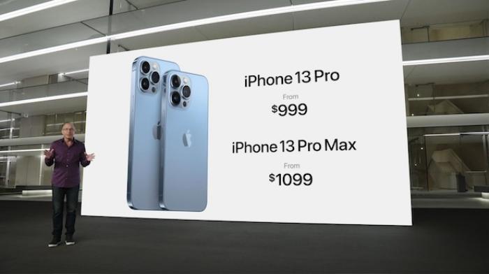 Sự kiện ra mắt iPhone 13: Thay đổi thiết kế camera, phiên bản màu hồng khiến chị em 'xỉu up xỉu down' Ảnh 11