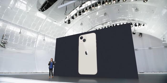 Sự kiện ra mắt iPhone 13: Thay đổi thiết kế camera, phiên bản màu hồng khiến chị em 'xỉu up xỉu down' Ảnh 7