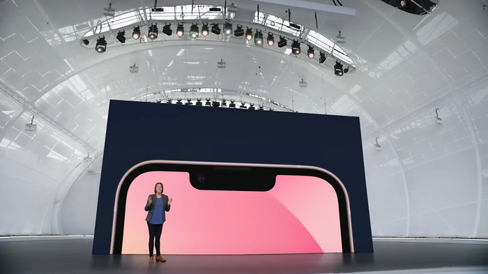 Sự kiện ra mắt iPhone 13: Thay đổi thiết kế camera, phiên bản màu hồng khiến chị em 'xỉu up xỉu down' Ảnh 6