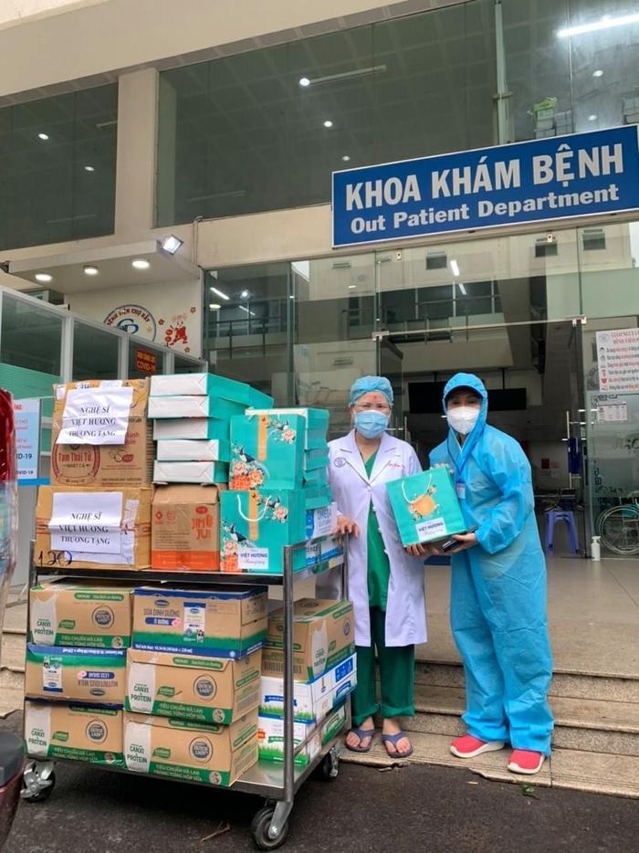 Việt Hương có những chia sẻ 'cuối cùng' trước khi chính thức ngừng từ thiện sau 2 tháng Ảnh 5