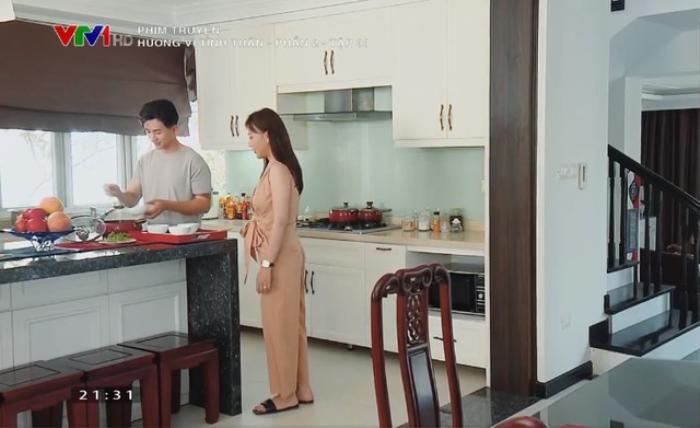 Đồ ngủ U70 của Phương Oanh trong Hương vị tình thân như bầu cả năm chưa 'vỡ chum' Ảnh 6