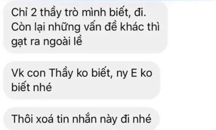 Sự thật vụ nam giáo viên THPT Cẩm Phả bị tố quấy rối, nhắn tin 'gạ' nữ sinh đi chơi riêng Ảnh 6