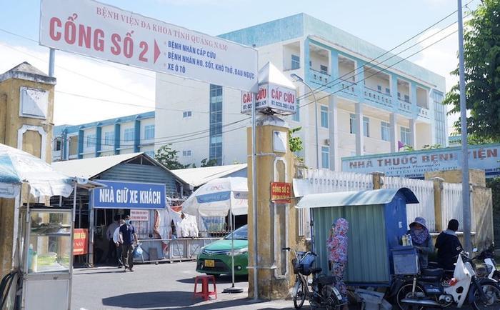 Nam bệnh nhân vác ghế hành hung nữ điều dưỡng tại Bệnh viện đa khoa tỉnh Quảng Nam Ảnh 1