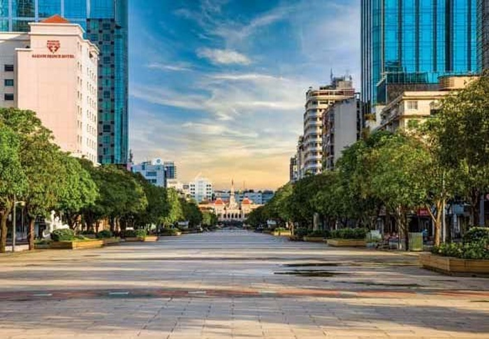 Sài Gòn những ngày giãn cách Ảnh 4