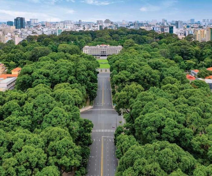 Sài Gòn những ngày giãn cách Ảnh 1