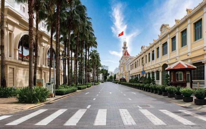 Sài Gòn những ngày giãn cách Ảnh 5
