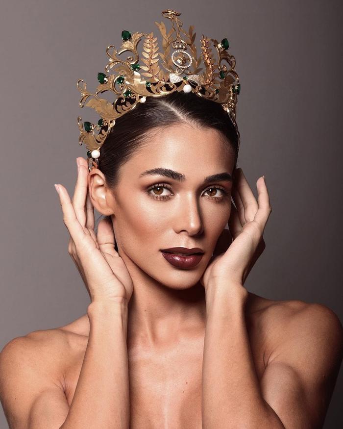 Để có mặt tại Top 8 Miss Grand Slam: Khánh Vân phải hạ gục 4 đối thủ cực gắt này, áp lực quá lớn? Ảnh 7