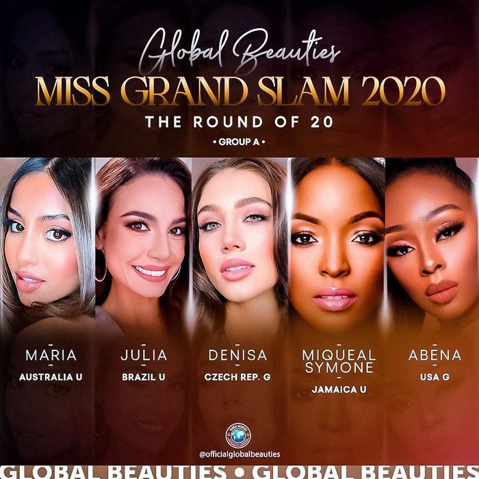 Để có mặt tại Top 8 Miss Grand Slam: Khánh Vân phải hạ gục 4 đối thủ cực gắt này, áp lực quá lớn? Ảnh 2
