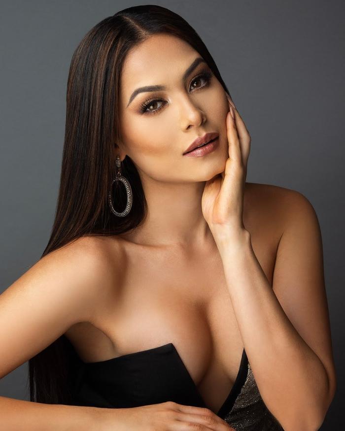 Để có mặt tại Top 8 Miss Grand Slam: Khánh Vân phải hạ gục 4 đối thủ cực gắt này, áp lực quá lớn? Ảnh 4