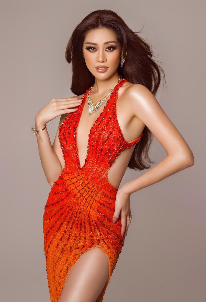 Để có mặt tại Top 8 Miss Grand Slam: Khánh Vân phải hạ gục 4 đối thủ cực gắt này, áp lực quá lớn? Ảnh 9