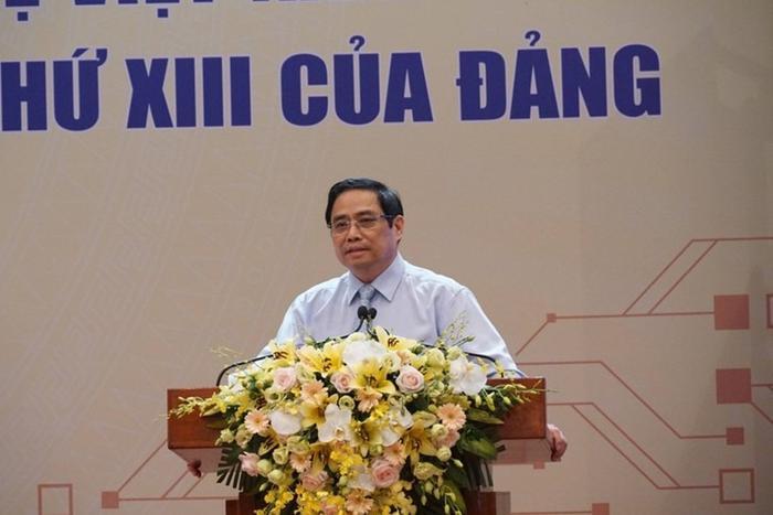 Thủ tướng Phạm Minh Chính: VUSTA là cái nôi ươm mầm khoa học và công nghệ hiệu quả của đất nước Ảnh 1