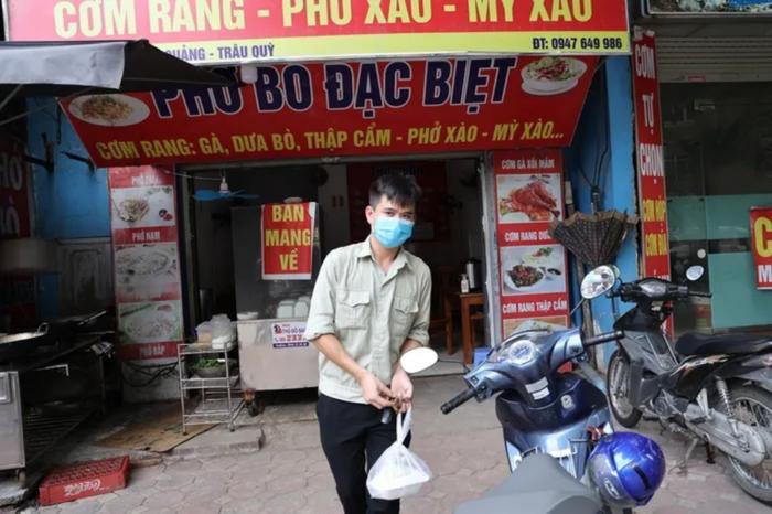 Hà Nội chốt danh sách 19 quận huyện, thị xã được bán hàng ăn uống mang về từ 12 giờ ngày 16/9