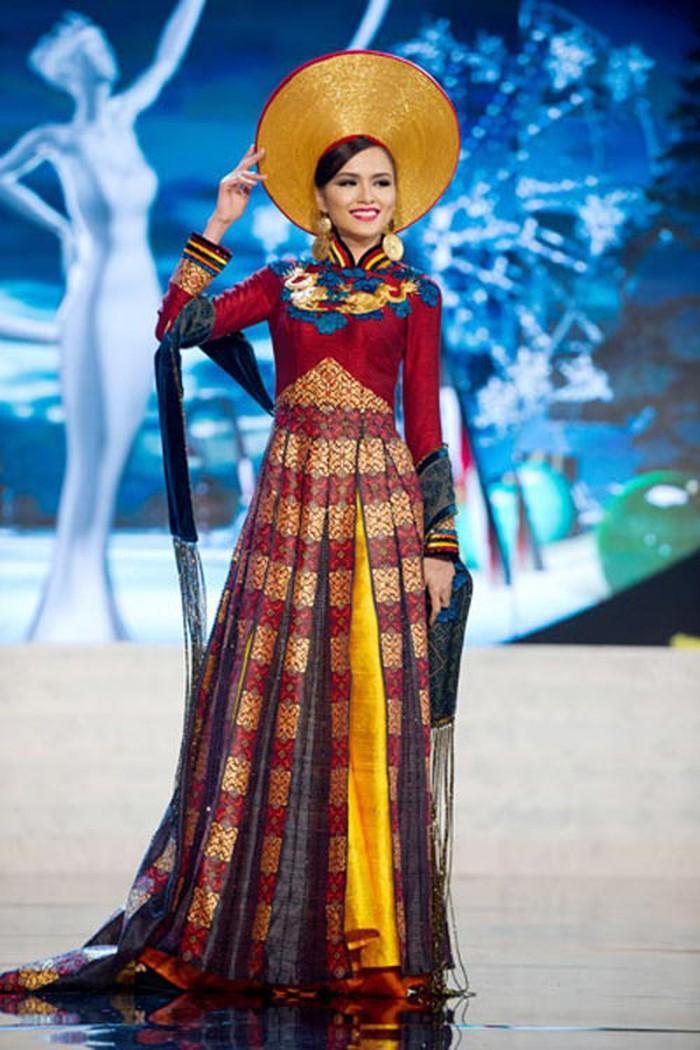 Hương Giang, H'Hen Niê, Khánh Vân, Diễm Hương: Tượng đài của nhan sắc Việt tại Miss Grand Slam Ảnh 11