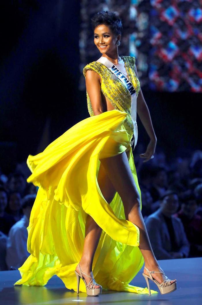 Hương Giang, H'Hen Niê, Khánh Vân, Diễm Hương: Tượng đài của nhan sắc Việt tại Miss Grand Slam Ảnh 8