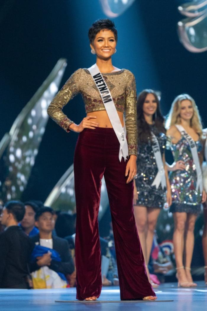 Hương Giang, H'Hen Niê, Khánh Vân, Diễm Hương: Tượng đài của nhan sắc Việt tại Miss Grand Slam Ảnh 7