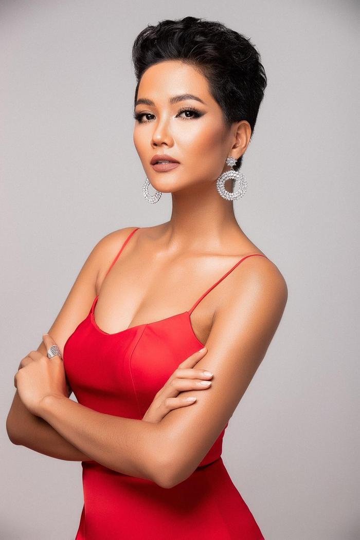 Hương Giang, H'Hen Niê, Khánh Vân, Diễm Hương: Tượng đài của nhan sắc Việt tại Miss Grand Slam Ảnh 6