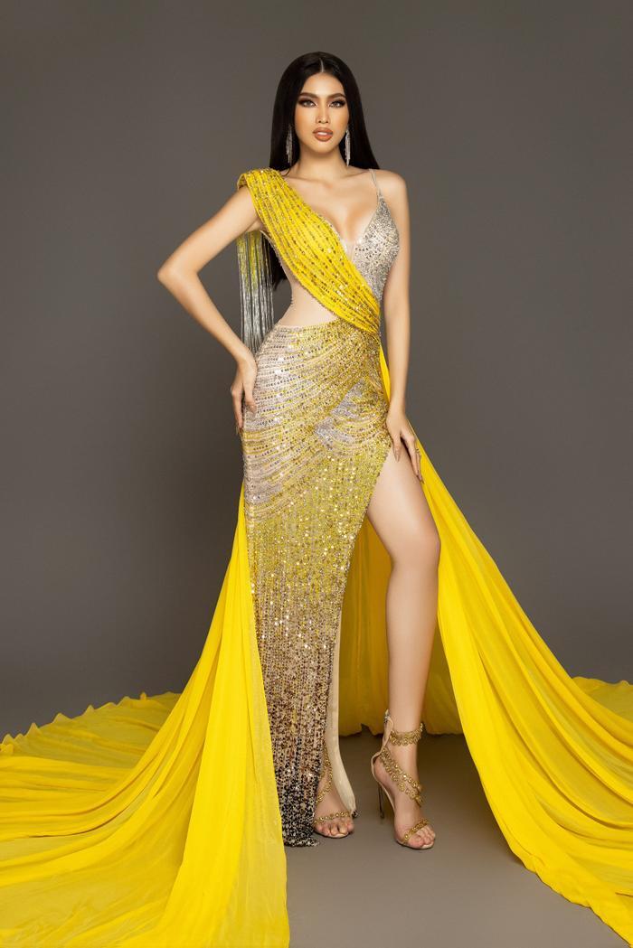 Hương Giang, H'Hen Niê, Khánh Vân, Diễm Hương: Tượng đài của nhan sắc Việt tại Miss Grand Slam Ảnh 17