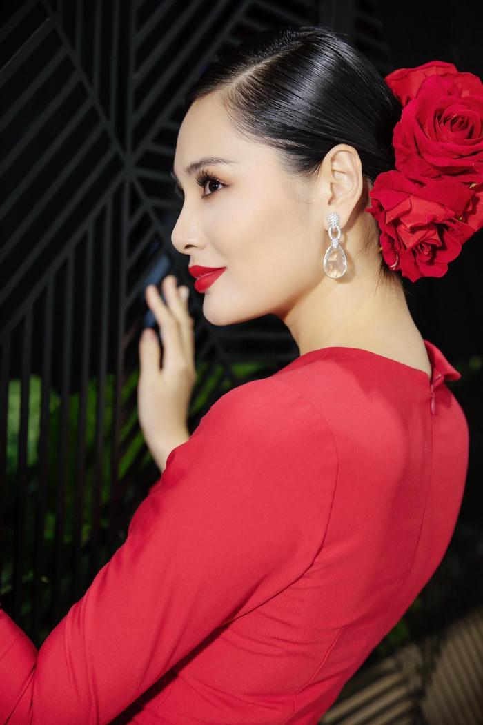 Hương Giang, H'Hen Niê, Khánh Vân, Diễm Hương: Tượng đài của nhan sắc Việt tại Miss Grand Slam Ảnh 4