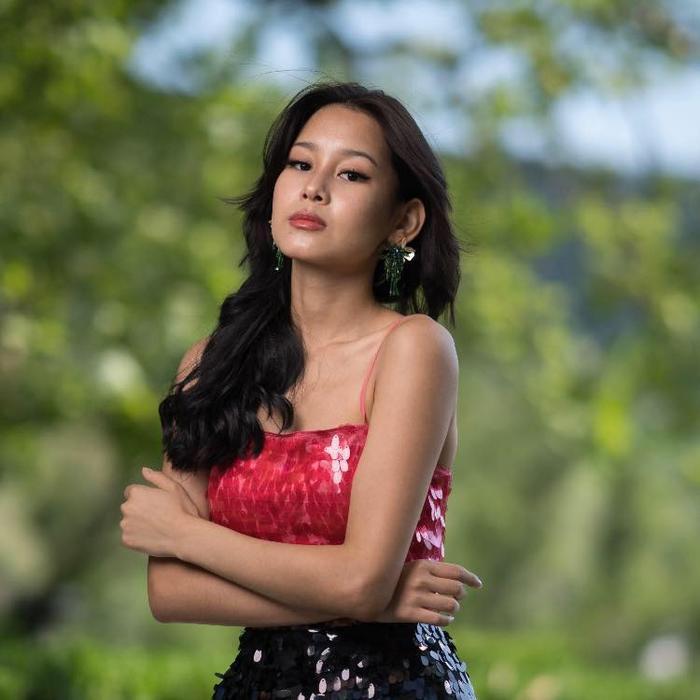 Cô gái 'nấm lùn' cao 1m66 đại diện Bỉ tham dự Miss Grand: Không có gì nổi bật so với Thùy Tiên Ảnh 7