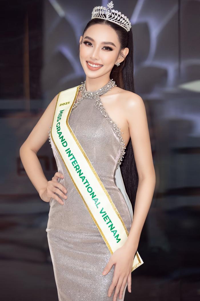 Cô gái 'nấm lùn' cao 1m66 đại diện Bỉ tham dự Miss Grand: Không có gì nổi bật so với Thùy Tiên Ảnh 10