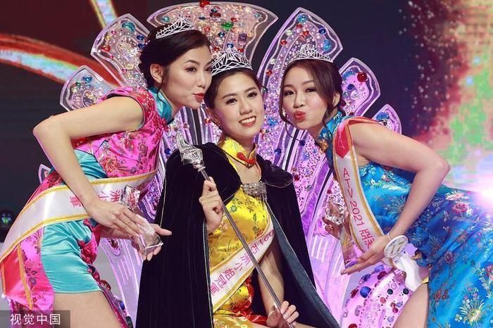 Tân Hoa hậu châu Á 2021 bị thí sinh xấu béo lấn át trong đêm đăng quang Ảnh 1