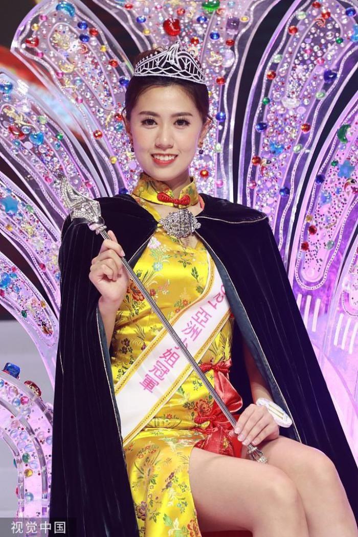 Tân Hoa hậu châu Á 2021 bị thí sinh xấu béo lấn át trong đêm đăng quang Ảnh 4