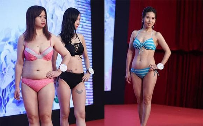 Tân Hoa hậu châu Á 2021 bị thí sinh xấu béo lấn át trong đêm đăng quang Ảnh 11