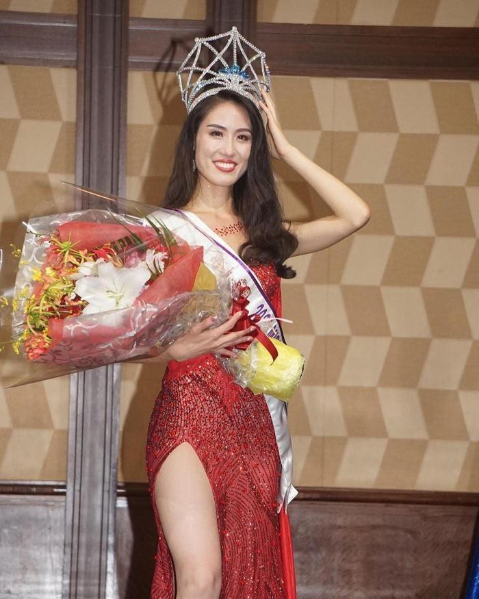 Miss Supranational Nhật Bản 2021 bị chê quá kém sắc, khán giả lắc đầu ngao ngắn Ảnh 1