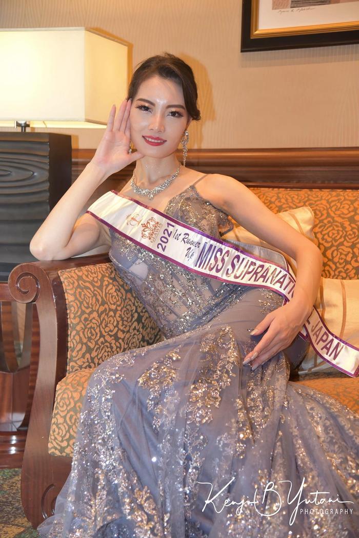 Miss Supranational Nhật Bản 2021 bị chê quá kém sắc, khán giả lắc đầu ngao ngắn Ảnh 9