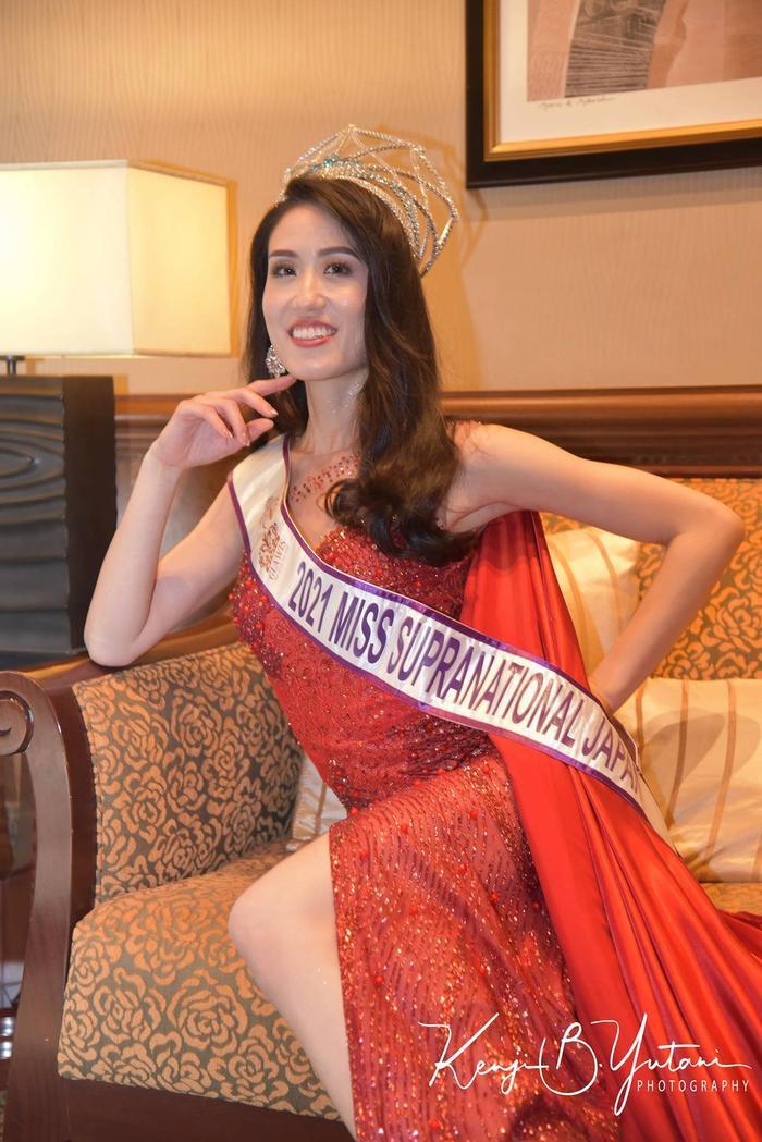 Miss Supranational Nhật Bản 2021 bị chê quá kém sắc, khán giả lắc đầu ngao ngắn Ảnh 6