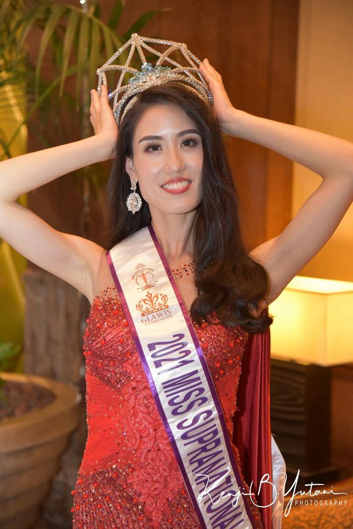 Miss Supranational Nhật Bản 2021 bị chê quá kém sắc, khán giả lắc đầu ngao ngắn Ảnh 4