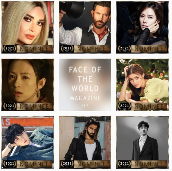 Top 100 gương mặt tạp chí đẹp nhất châu Á: Dương Dương, Nhiệt Ba góp mặt cùng G-Dragon, Song Hye Kyo Ảnh 1