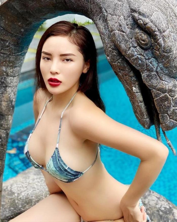 Rộ tin đồn Hoa hậu Kỳ Duyên phẫu thuật hạ size 'núi đôi' khủng Ảnh 5