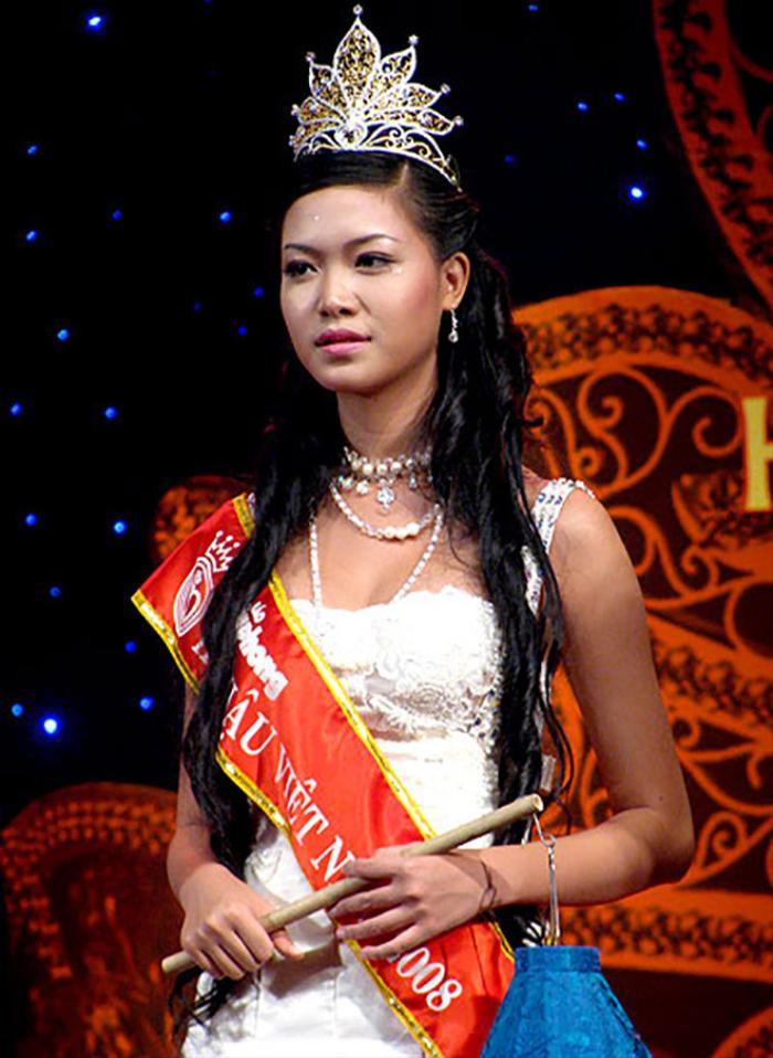 Hoa hậu Việt lùm xùm học vấn: Người chưa tốt nghiệp cấp 3, người bảng điểm toàn 'trứng ngỗng' Ảnh 8