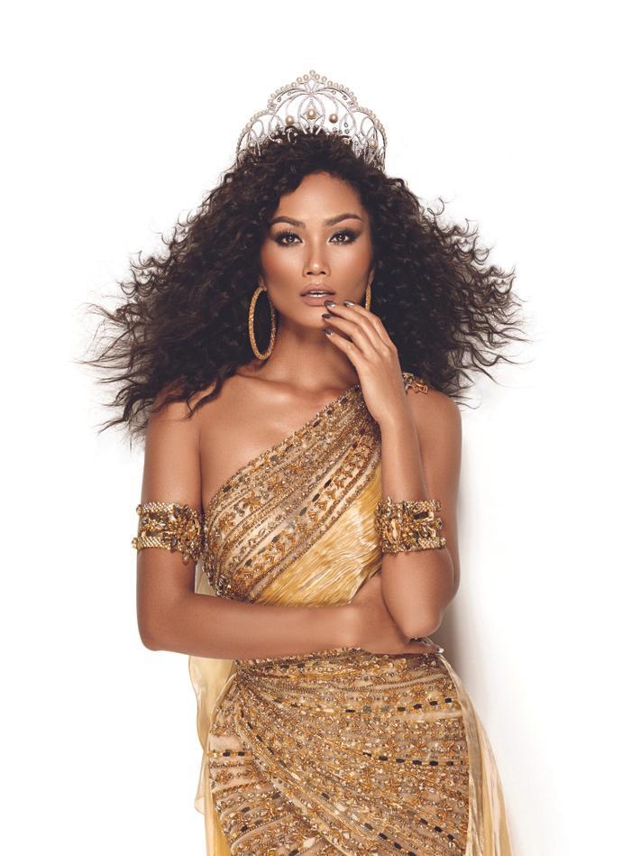 H'Hen Niê khuyên thí sinh Miss Universe Vietnam 2021: 'Ban tổ chức không đi tìm Phạm Hương thứ 2' Ảnh 7