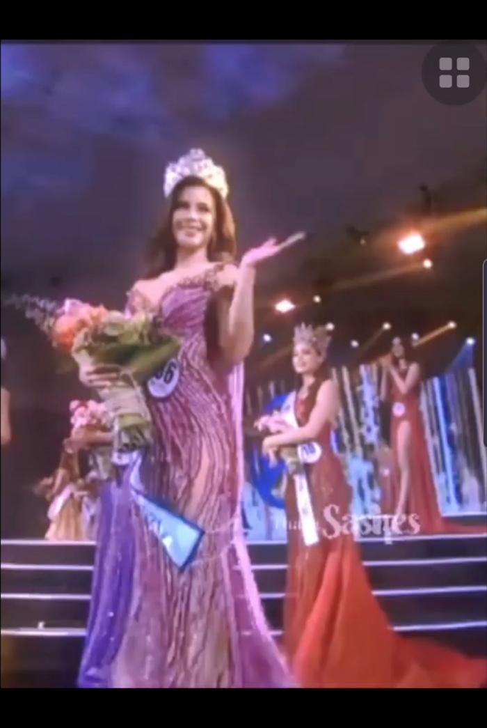 Miss World Philippines bị 'té sấp mặt' 2 lần trong đêm chung kết dài 5 tiếng rưỡi Ảnh 5