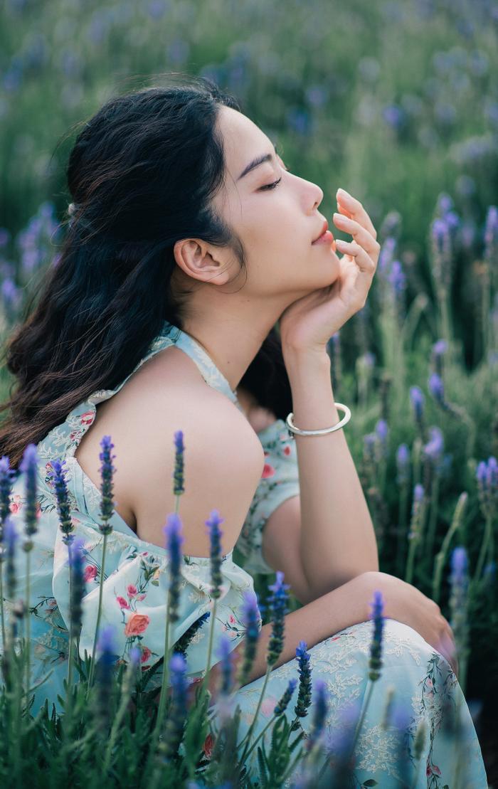 Nam Em xinh đẹp như ngọc nữ, nhá hàng sản phẩm mới do chính cô đạo diễn Ảnh 8