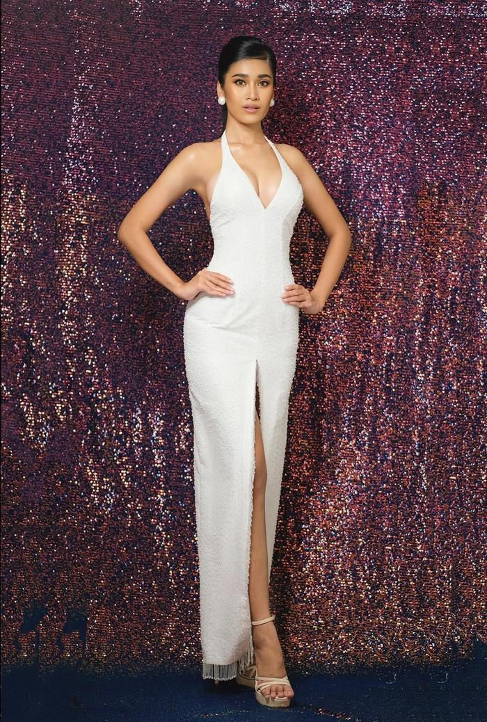 Miss Grand Campuchia 2021: Đối thủ nặng ký nước hàng xóm khiến Thùy Tiên phải dè chừng Ảnh 7